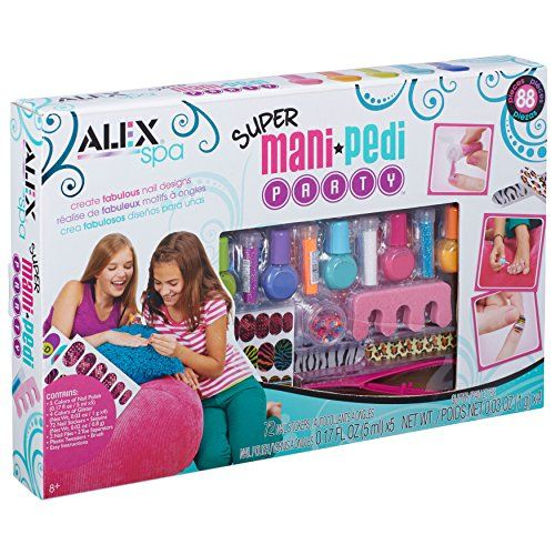 Alex Super Mani Pedi Party * You can find more details by visiting the image link.Note:It is affiliate link to Amazon.