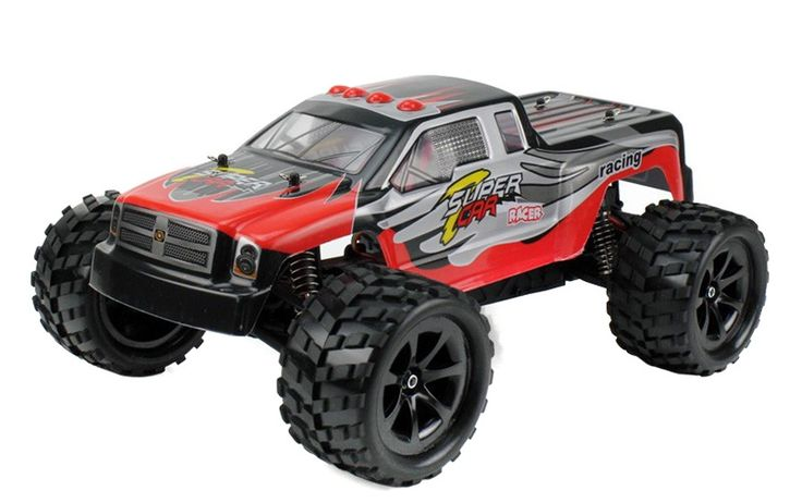 WL Toys L969 1:12 2WD Electric RC Truck 2.4GHz