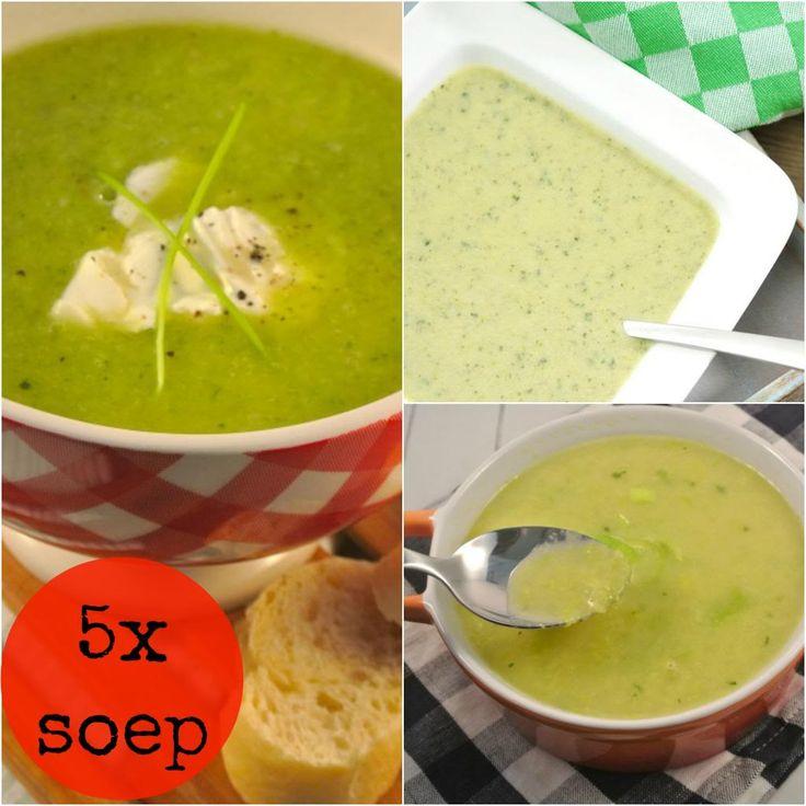 We hebben onze favoriete soepen op een rijtje gezet voor jullie. Met kerst kun je bijvoorbeeld een lekker soepje als voorgerecht serveren. Soep is namelijk makkelijk te bereiden, ook in grotere hoevee