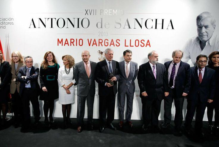 XVII Premio Antonio de Sancha