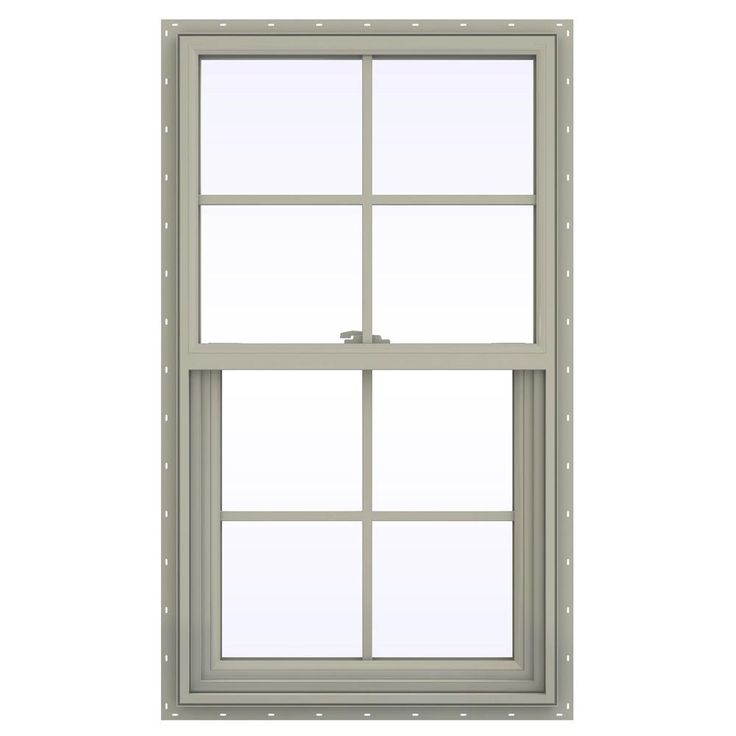 Anderson 200 Series Sandstone Double Hung Windows Double Hung