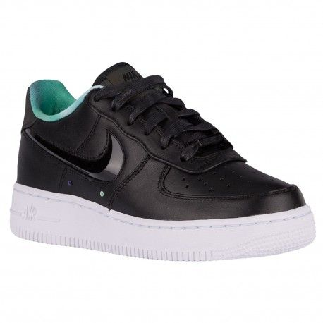 all black nike air force 1 low,Nike Air Force 1 Low - Boys' Grade School -  Basketball - Shoes -