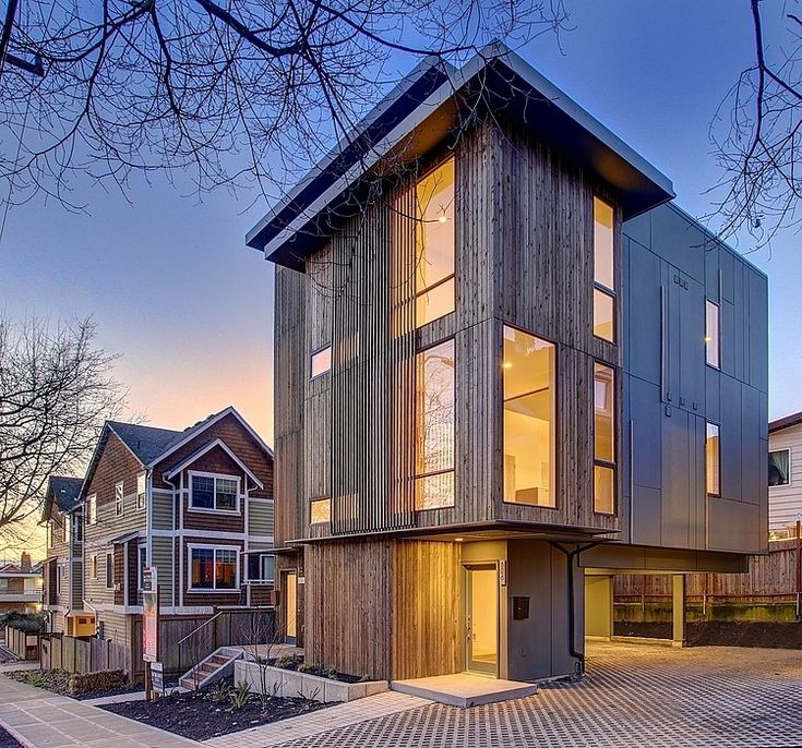 Ballard Aperture by First Lamp Architecture and Construction