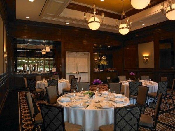 Ultimate Vegas Wedding Venue Guide Djt Restaurant At Trump Las