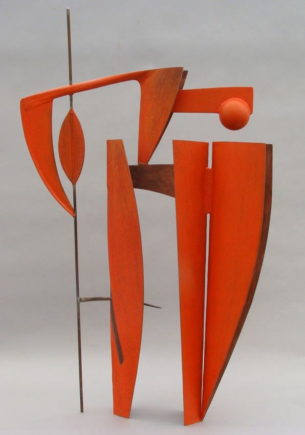 Simon Gaiger - steel sculpture 1                                                                                                                                                                                 More