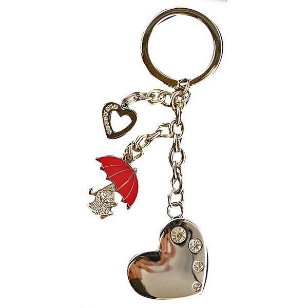 Keyring with beloved characters from the Moomin Valley!