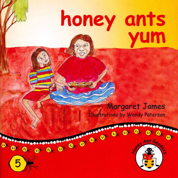 The Honey Ant Readers - helping indigenous Australians learn to read! Wonderful site!