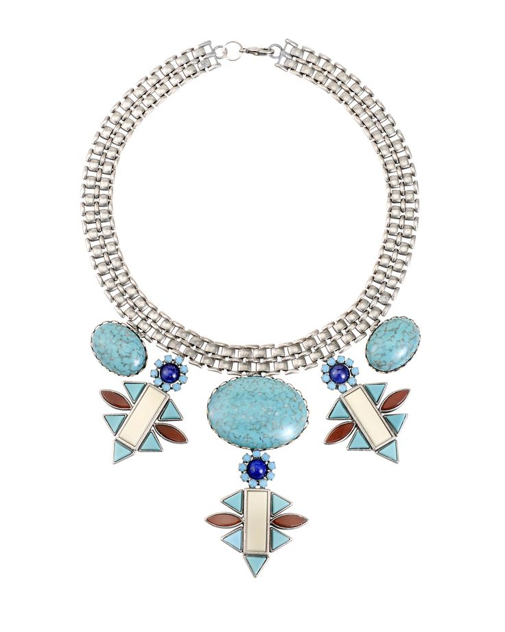 """Our """"KOON""""necklace available at www.nataliebdesigns.com"""