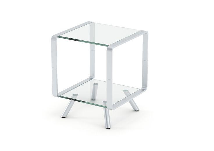 Helderr glas design meubel