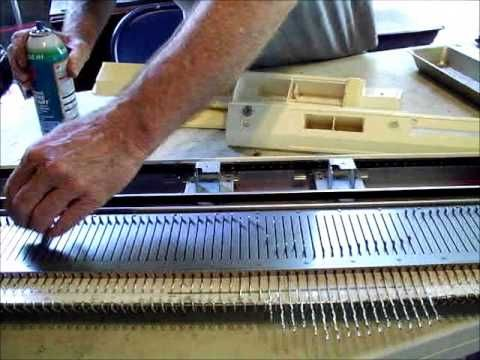 Here is what you can do on your own to help the card reader on your Brother knitting machine. Jack has another video that goes deeper into the machine than m...