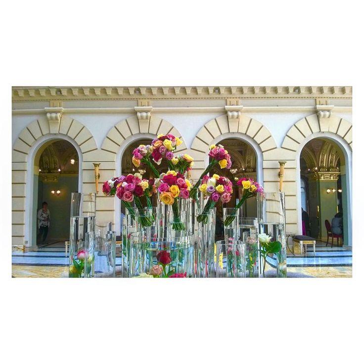 Az itt készült fényképek és videók az Instagramon: Boscolo Budapest Hotel