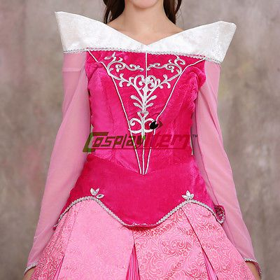 Sleeping Beauty Costume Adult
