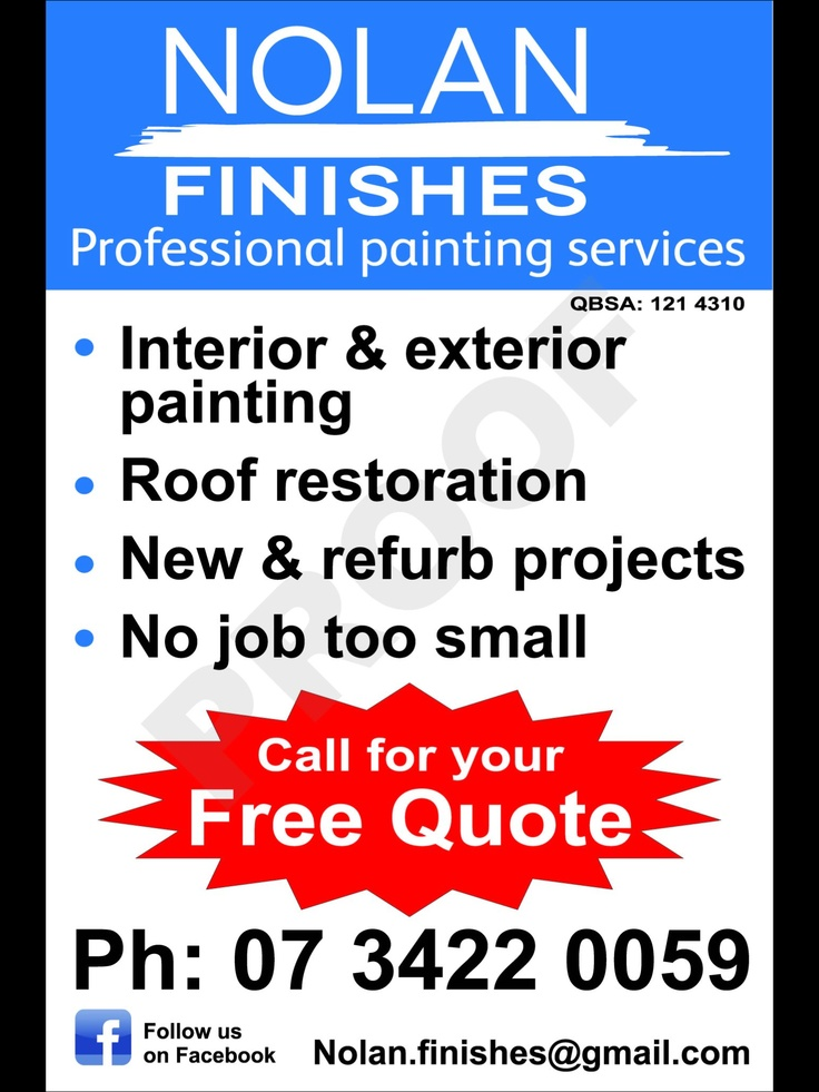 Call for your free quote!
