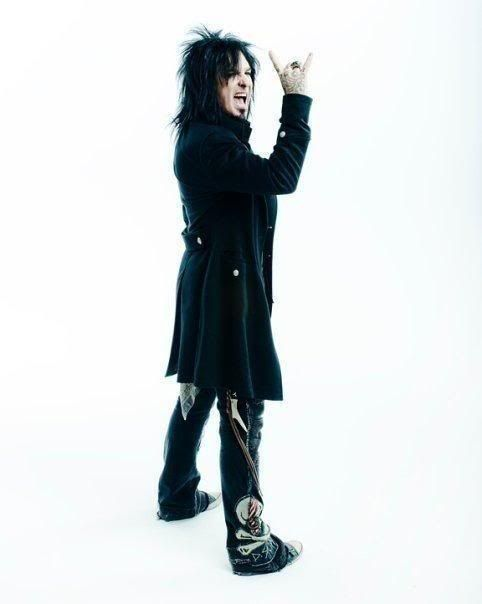 17 Best Images About Nikki Sixx On Pinterest Horns Studios And Icons
