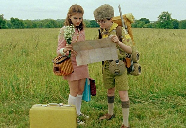 Moonrise Kingdom Un reino bajo la luna (5/5)