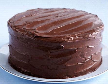 Bolo de chocolate no liquidificador | Doces e sobremesas > Receitas de Liquidificador | Mais Você - Receitas Gshow