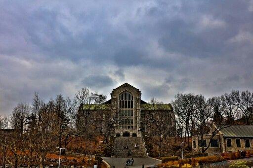 Ewha Womans University ~ Seodaemun District, Seoul, South Korea