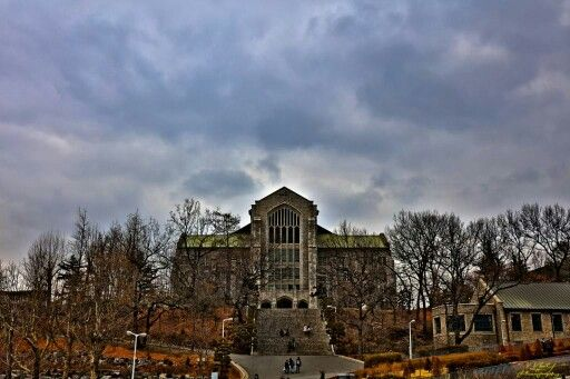 Ewha Womans University ~ Seodaemun District, Seoul, South Korea