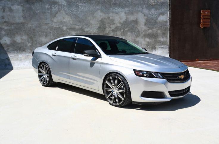 customized 2014 Chevy Impala