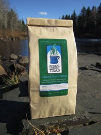 Boreal Forest Teas: All I can say is YUM!