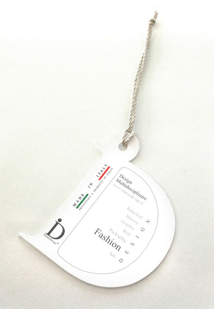 #DesignMultidisciplinare Lavori in corso nel Fashion MadeinItaly, ecco in anteprima la nostra Etichetta Prodotto #Fashion!!!
