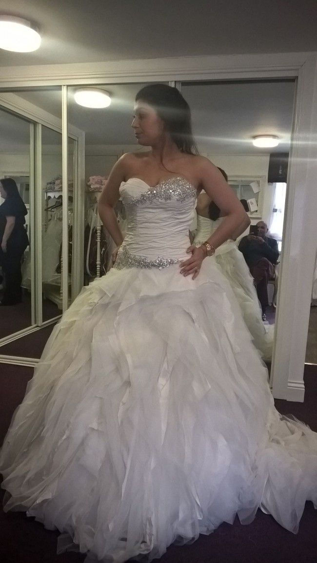 2410 best plus size wedding dresses from the darius for Have wedding dress made