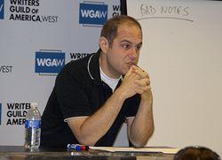 Craig Mazin Talks Shop at WGAW Screenwriters Workshop