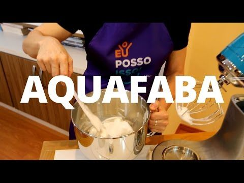 AquaFaba - YouTube