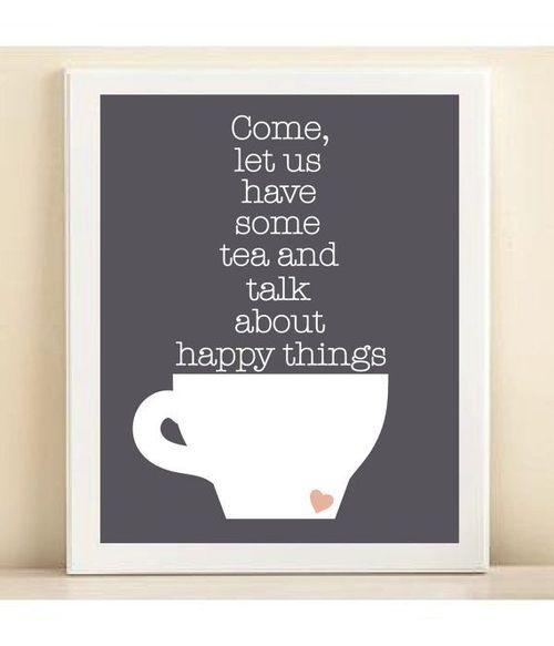 tea time // ya veeeen @Gabely Peñafiel andale ;)