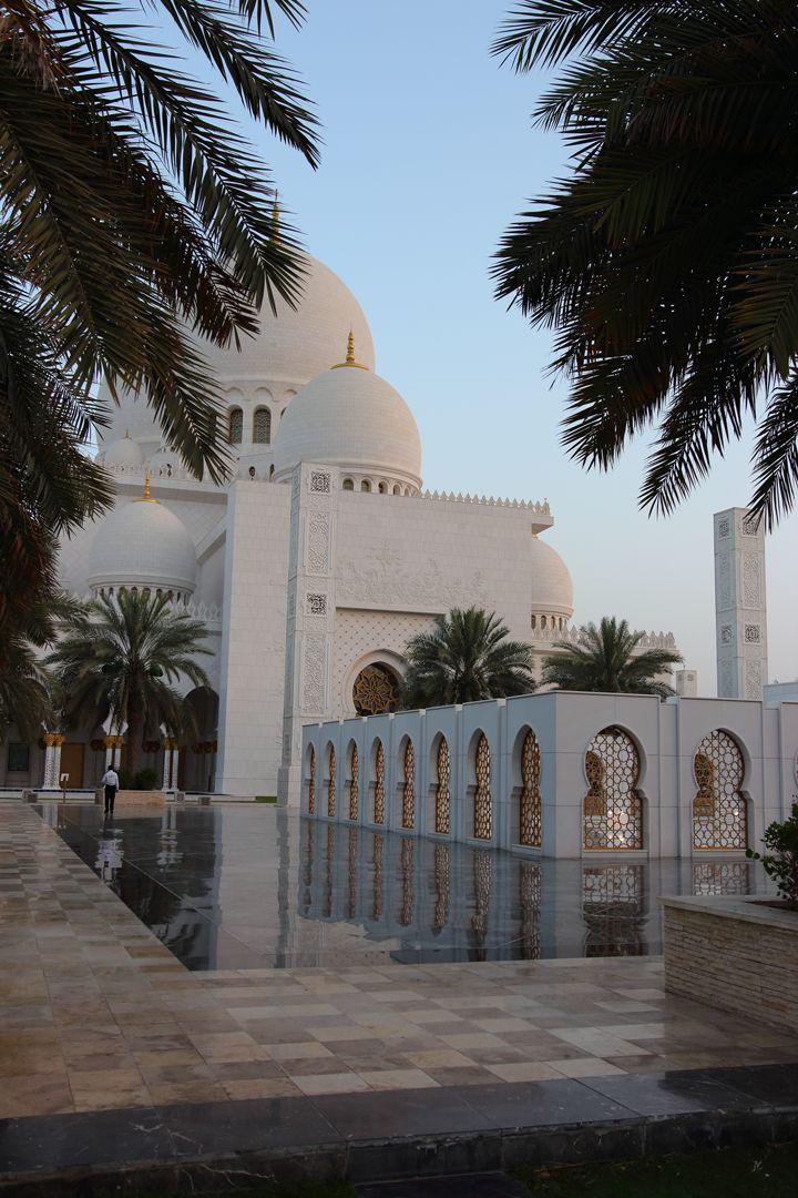 Sheikh Zayed Moschee | Sheikh Zayed Mosque | Mosque | Moschee | Marmor | Interior | Architecture | Archtitektur | Abu Dhabi | Vereinigte Arabische Emirate