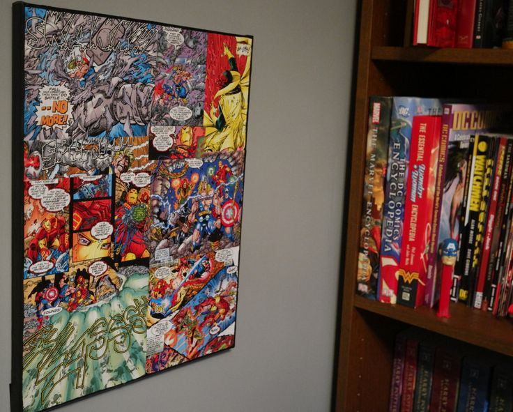 Marvel Wall Art 42 best comic book wall art images on pinterest | book wall, comic