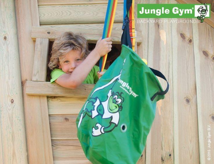 Climbing frame accessories Bucket #PinToPlay