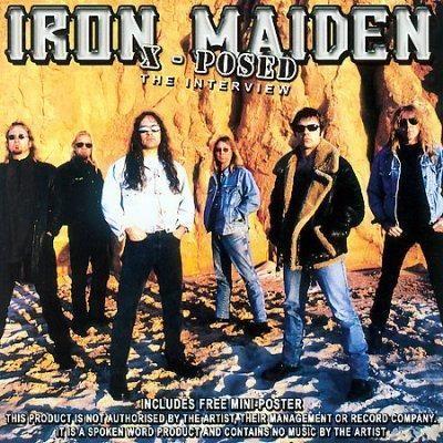 Iron Maiden - X-Posed