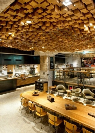 62 best concept store interiors images on pinterest glass display starbucks opent concept store malvernweather Image collections