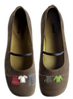 Shoes - @Mary Giudice I can picture you wearing these :)