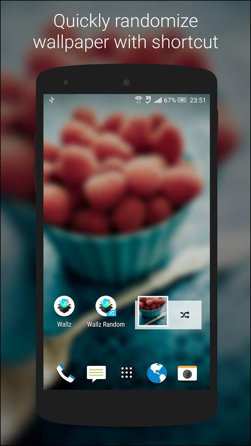 wallz app