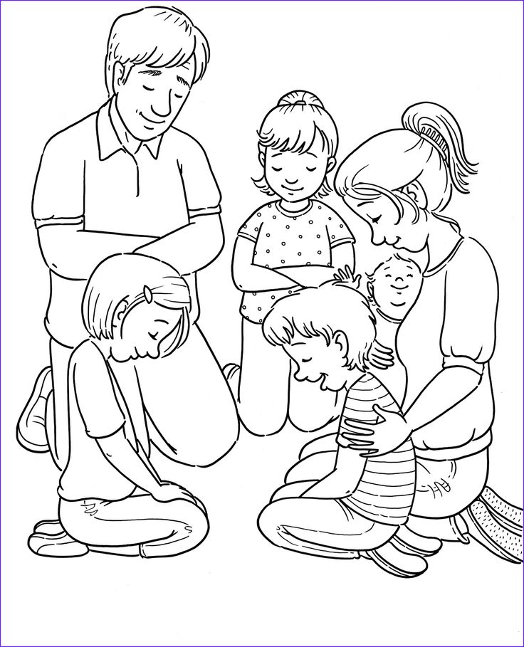 13 Inspirational Prayer Coloring Pages Photos in 2020