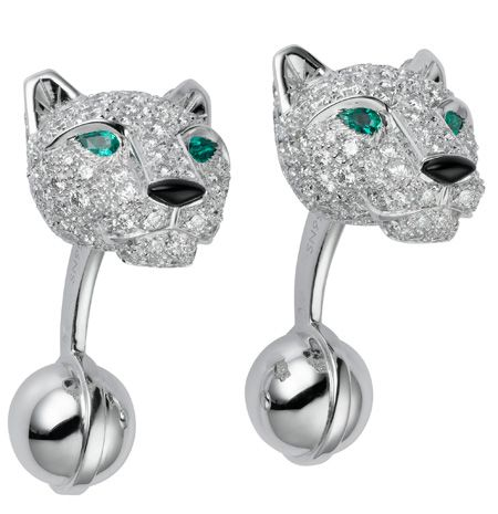 43 best images about cufflinks on pinterest van cleef for Haute joaillerie cartier