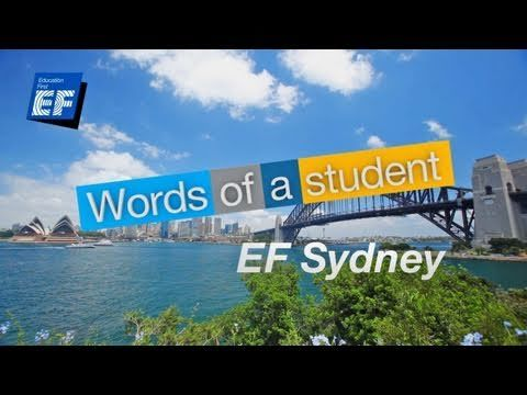 Carl from Sweden at EF Sydney (19) - Words of a student - YouTube