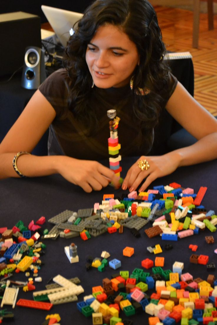 Sensemaking with LEGO Serious Play - YouTube
