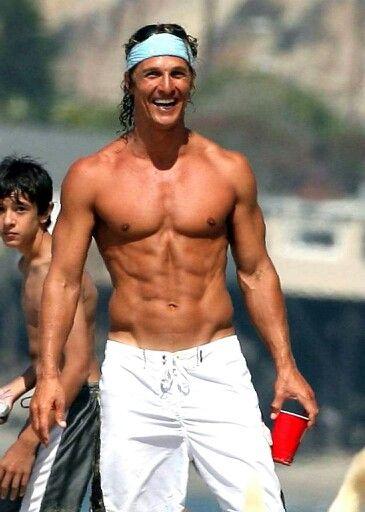 Happy Birthday, Matthew McConaughey!  11/4
