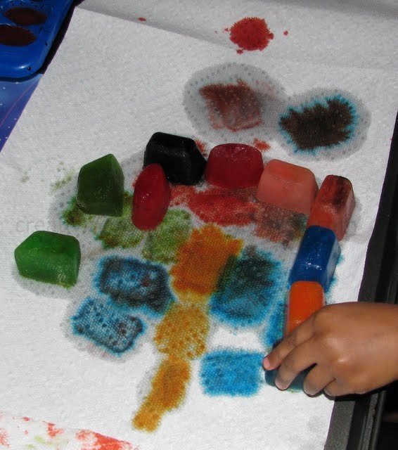 kool-aid ice stamping