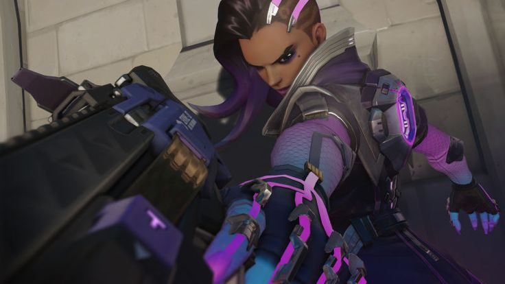 Blizzard On Overwatch's Sombra Roadhog's Hook And Gay Characters
