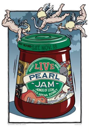Pearl Jam-Sydney Nov 18 2006. - SOLD OUT!
