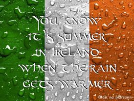 Ireland facts from all over - Ireland Fun Facts