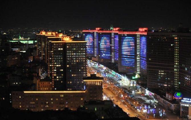 Moskova, 2 Nisan tarihindeki Otizm İçin Bilgi Yaygınlaştırma Günü'nde beşinci kez ''Mavi Işık'' isimli uluslararası eyleme katılacak.