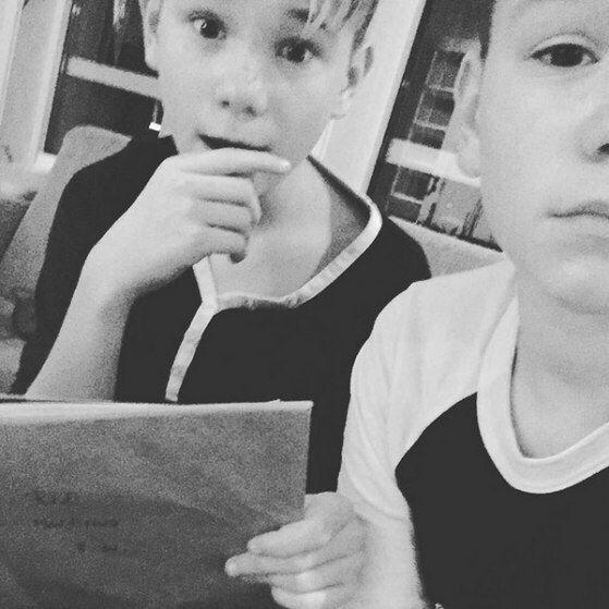 Marcus & Martinus Gunnarsen. Фанфик 2.