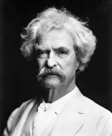 Anything by the legendary Mark Twain aka Samuel Clemens