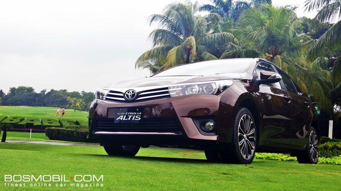 Alasan Toyota Tak Keluarkan Altis Versi TRD dan 2000 cc #BosMobil