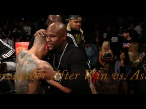 Adrien Broner Calls out Floyd Mayweather After Win vs  Ashley Theophane
